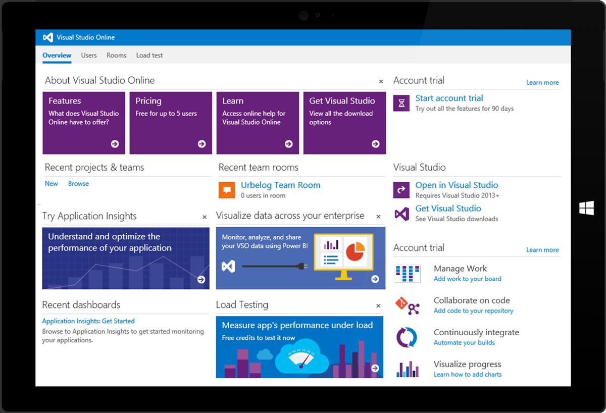 Managed Visual Studio Team Services | Team Foundation Server
