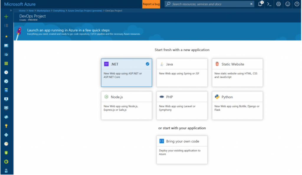 Differences Between TFS 2018 and VSTS | PRAKTIK Group